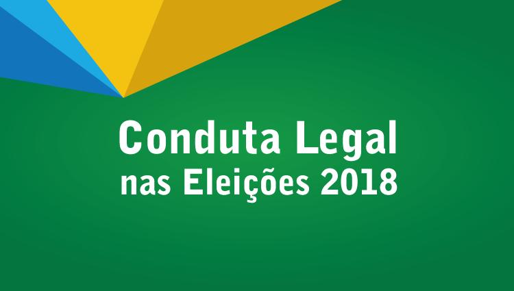 Ifes lança cartilha Conduta Legal nas Eleições 2018