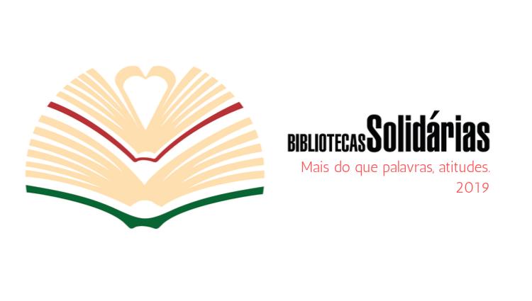 Campanha Bibliotecas Solidárias 2019