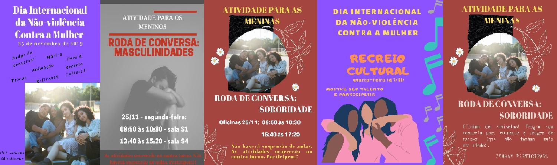 Dia da Não Violência Contra a Mulher