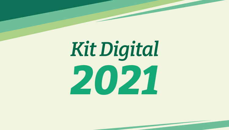 Kit digital 2021